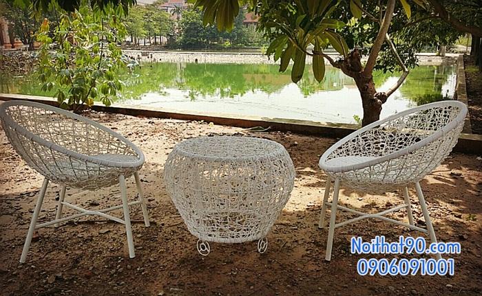 Bàn ghế cafe 3500