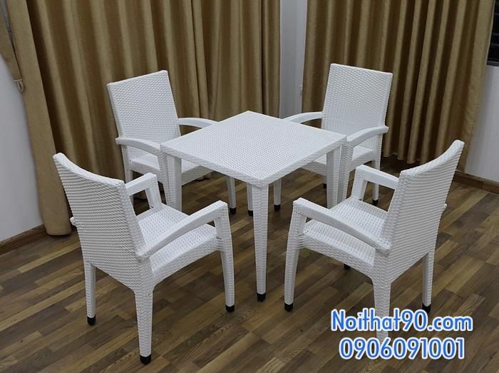 Bàn ghế cafe 3501