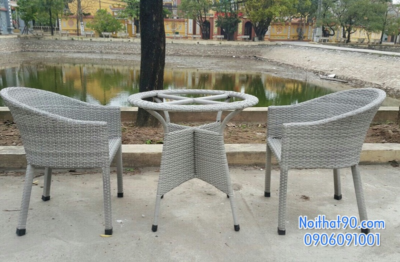 Bàn ghế cafe 3516