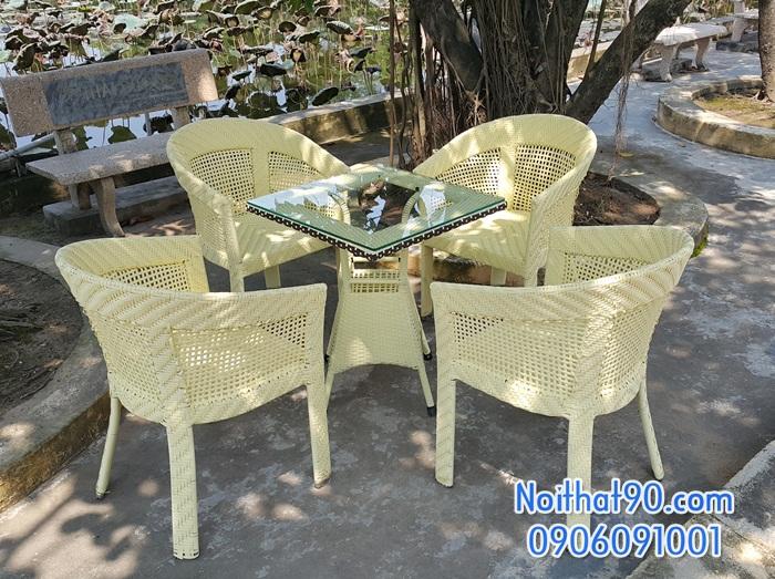 Bàn ghế cafe 4720
