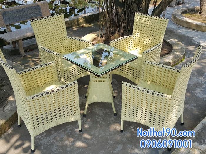 Bàn ghế cafe 5051