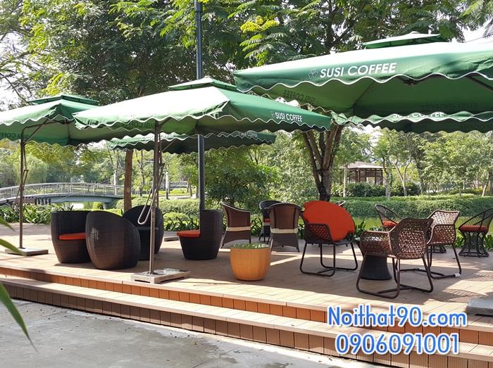 Bàn ghế cafe 5247