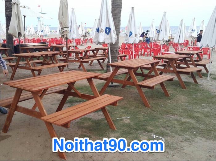 Bàn ghế gỗ 2567