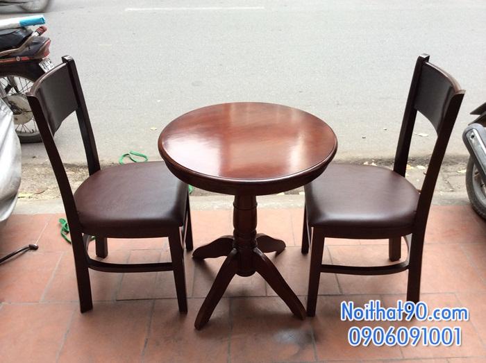 Bàn ghế gỗ 2767