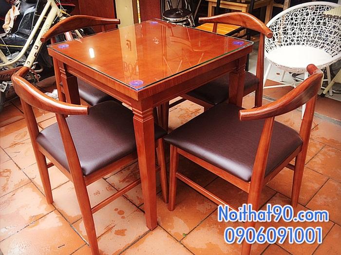 Bàn ghế gỗ 4029