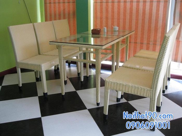 Bàn ghế nhà hàng, phòng ăn, khách sạn 0050