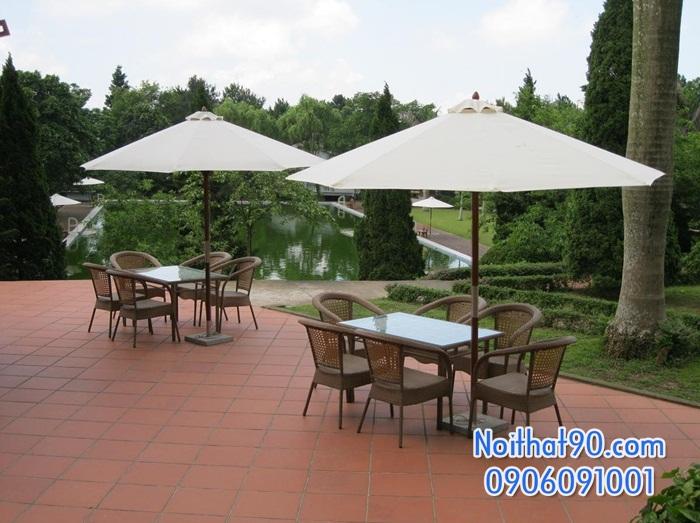 Bàn ghế nhà hàng, phòng ăn, khách sạn 0054