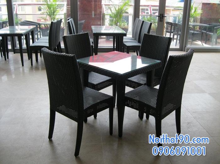 Bàn ghế nhà hàng, phòng ăn, khách sạn 0059