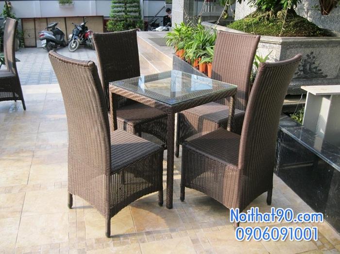 Bàn ghế nhà hàng, phòng ăn, khách sạn 0063