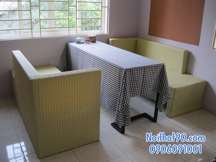 Bàn ghế nhà hàng, phòng ăn, khách sạn 0389
