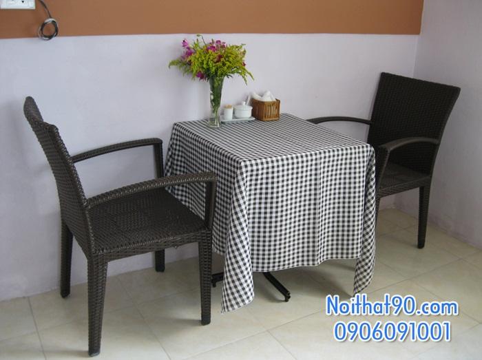 Bàn ghế nhà hàng, phòng ăn, khách sạn 0391