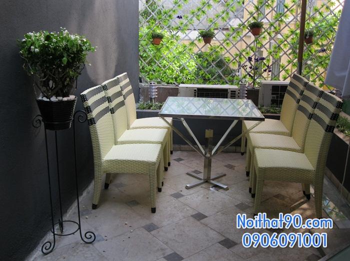 Bàn ghế nhà hàng, phòng ăn, khách sạn 0503