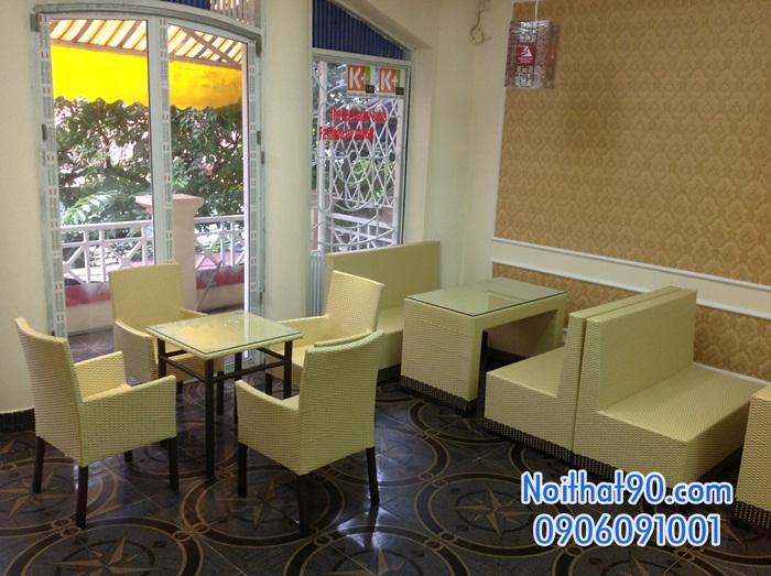 Bàn ghế nhà hàng, phòng ăn, khách sạn 0545