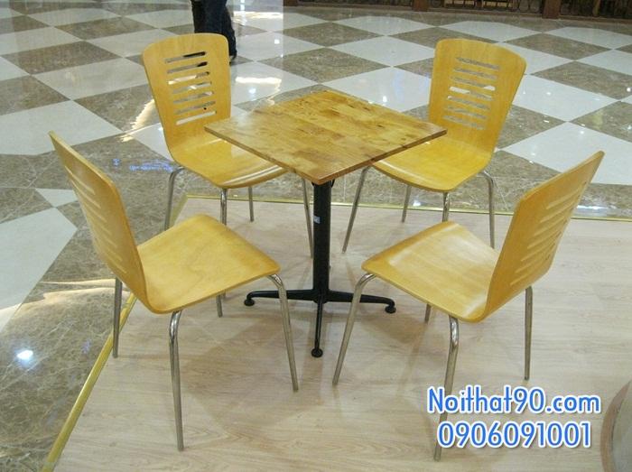 Bàn ghế nhà hàng, phòng ăn, khách sạn 0571