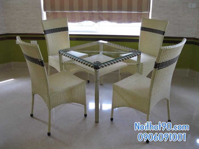 Bàn ghế nhà hàng, phòng ăn, khách sạn 0597