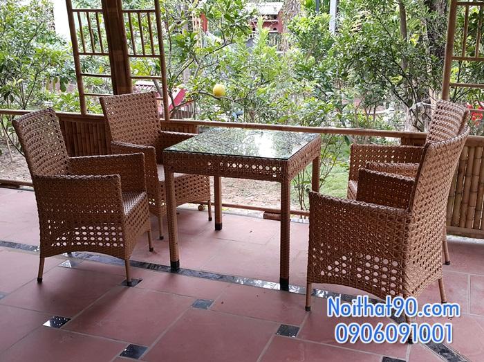 Bàn ghế nhà hàng, phòng ăn, khách sạn 1033