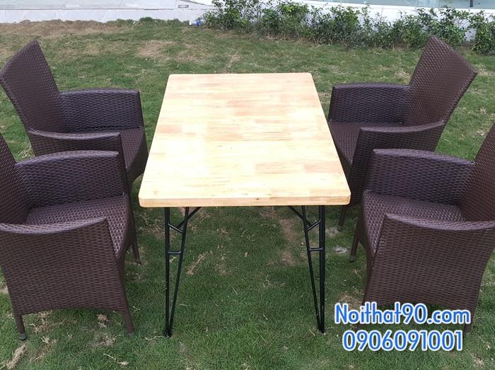 Bàn ghế nhà hàng, phòng ăn, khách sạn 1125