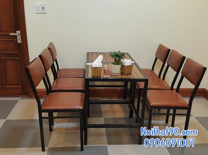 Bàn ghế nhà hàng, phòng ăn, khách sạn 2759
