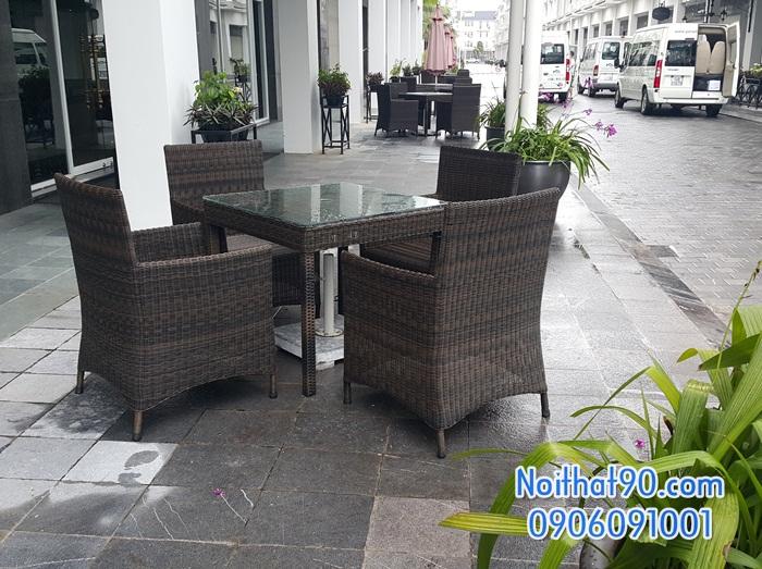 Bàn ghế nhà hàng, phòng ăn, khách sạn 2957