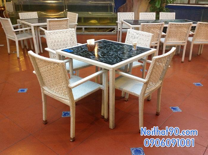 Bàn ghế nhà hàng, phòng ăn, khách sạn 3012.04