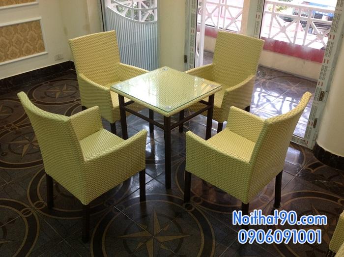 Bàn ghế nhà hàng, phòng ăn, khách sạn 3012.05