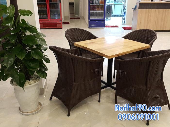Bàn ghế nhà hàng, phòng ăn, khách sạn 4509
