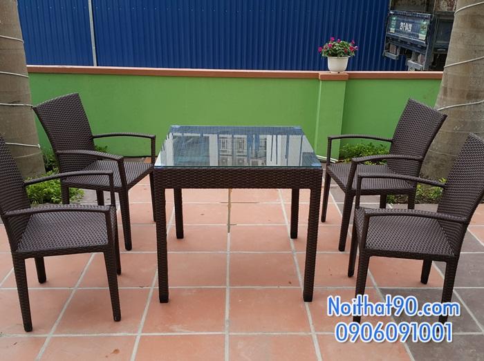 Bàn ghế nhà hàng, phòng ăn, khách sạn 5328