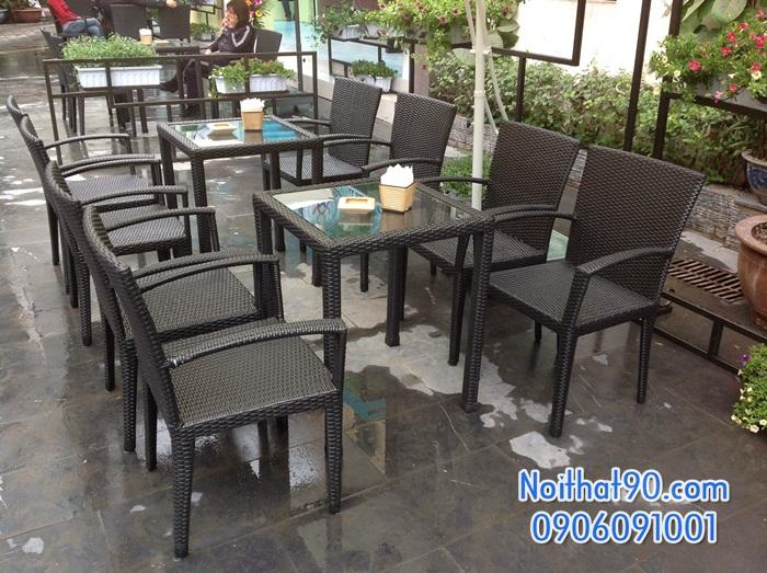 Bàn ghế nhà hàng, phòng ăn, khách sạn cf0602