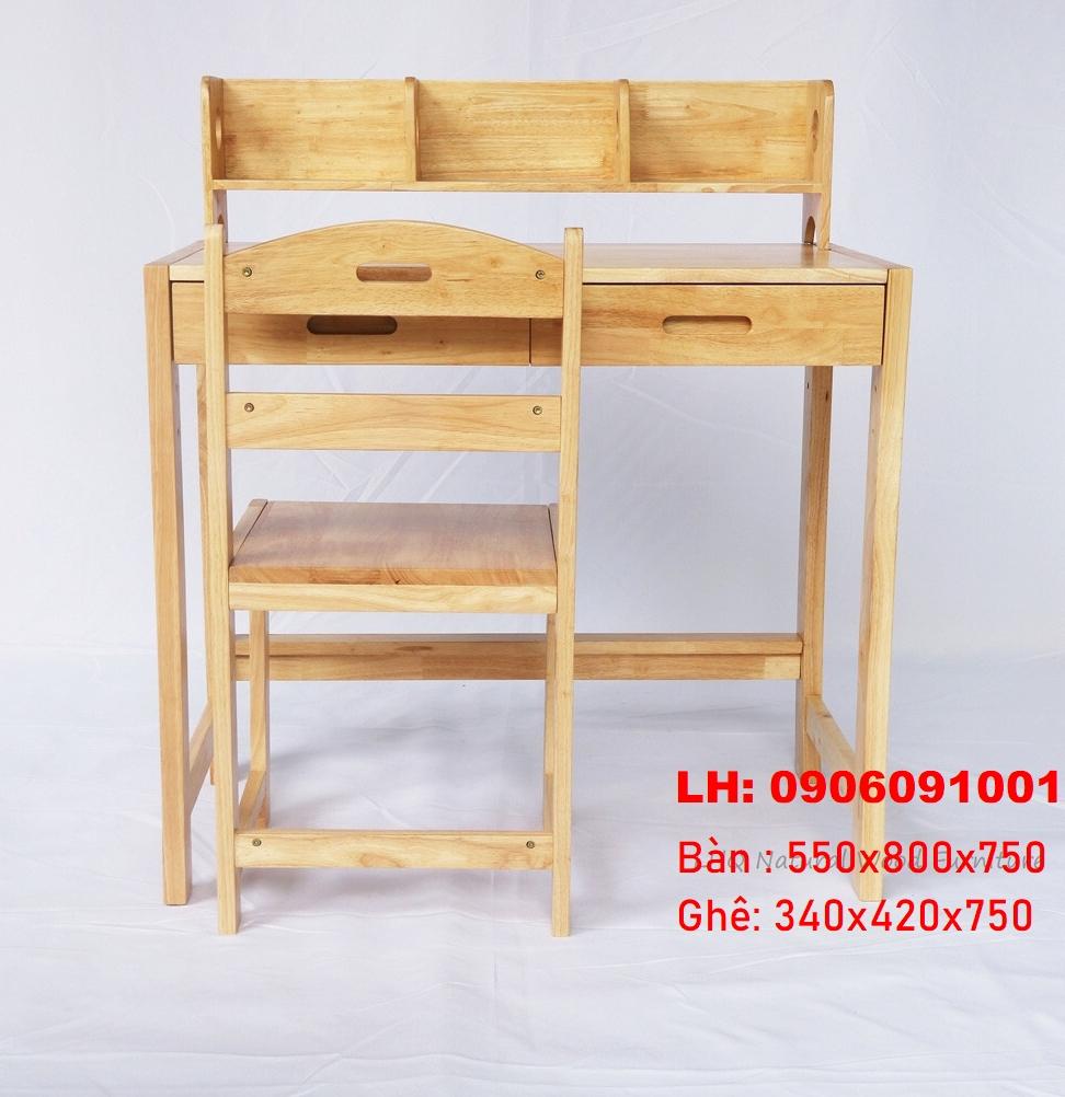 Bàn ghế văn phòng, bàn học sinh 1350-0002