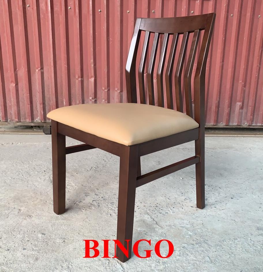 Bàn ghế gỗ BINGO 500-789