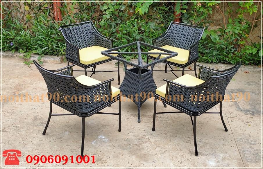 Bàn ghế cafe 24777