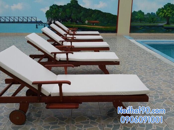 Giường bể bơi, bãi biển, ghế thư giãn 3441