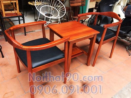 Bàn ghế gỗ 5957