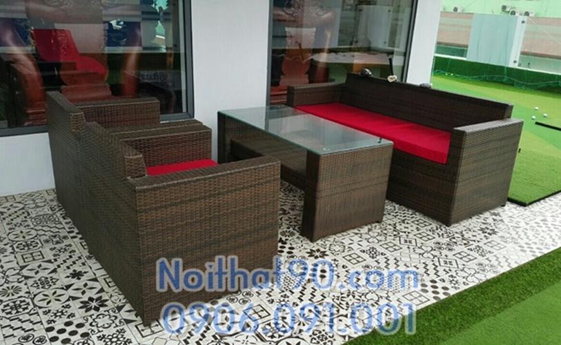Sofa phòng khách, sofa nhà hàng 7480