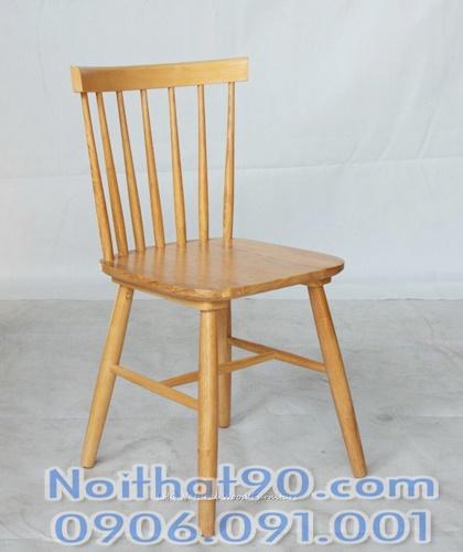 Bàn ghế gỗ - ghế Mexico 365
