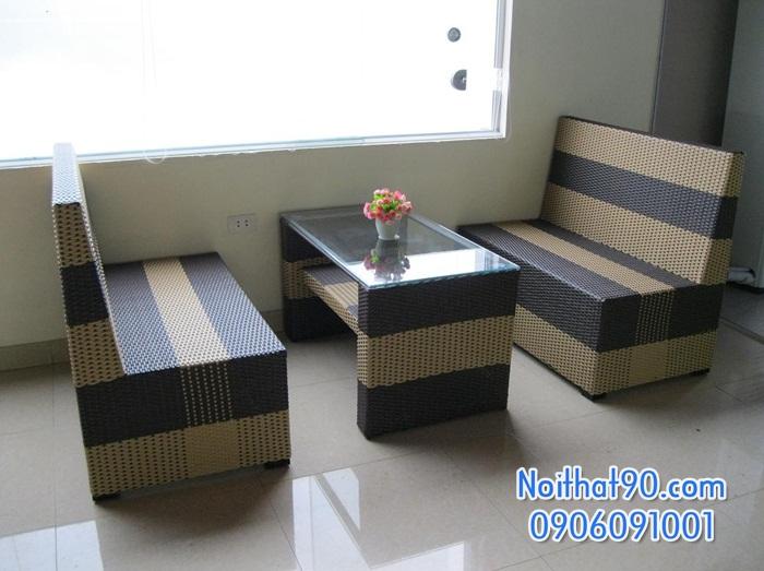 Sofa phòng khách, sofa nhà hàng 0841