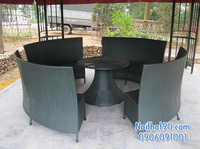 Sofa phòng khách, sofa nhà hàng 0849