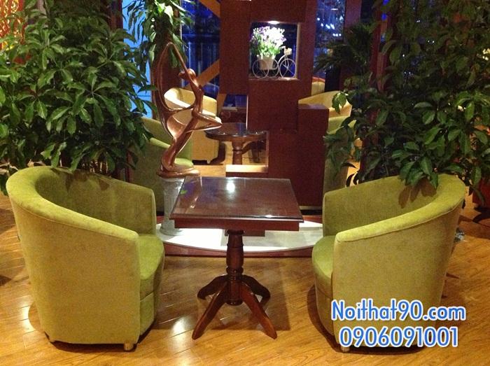 Sofa phòng khách, sofa nhà hàng 0881