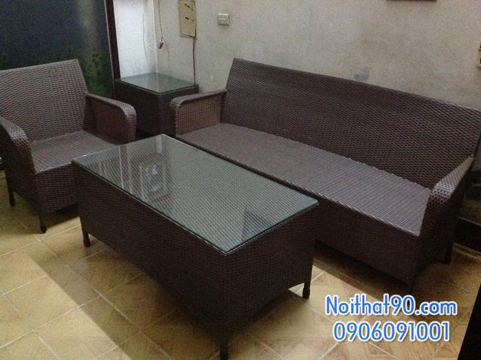 Sofa phòng khách, sofa nhà hàng 1051