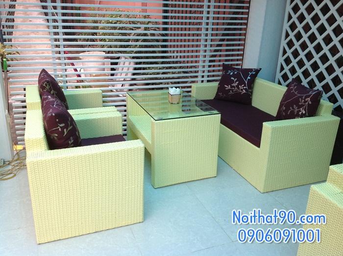 Sofa phòng khách, sofa nhà hàng 1111