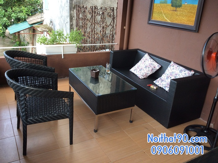Sofa phòng khách, sofa nhà hàng 1820