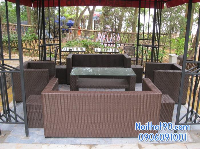 Sofa phòng khách, sofa nhà hàng 2457