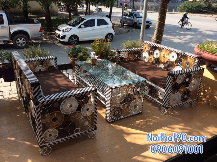 Sofa phòng khách, sofa nhà hàng 2531