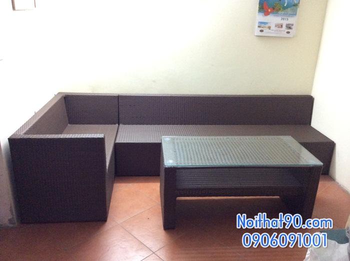 Sofa phòng khách, sofa nhà hàng 2640