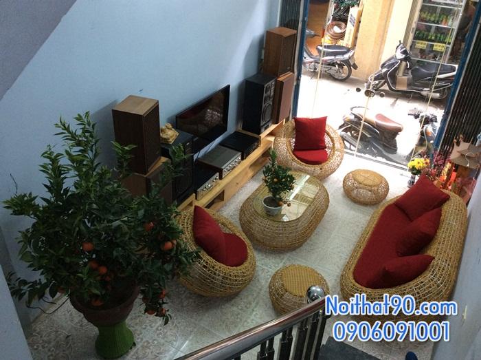 Sofa phòng khách, sofa nhà hàng 2868