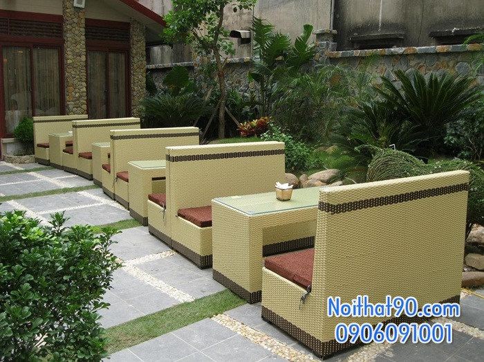 Sofa phòng khách, sofa nhà hàng 3012.07