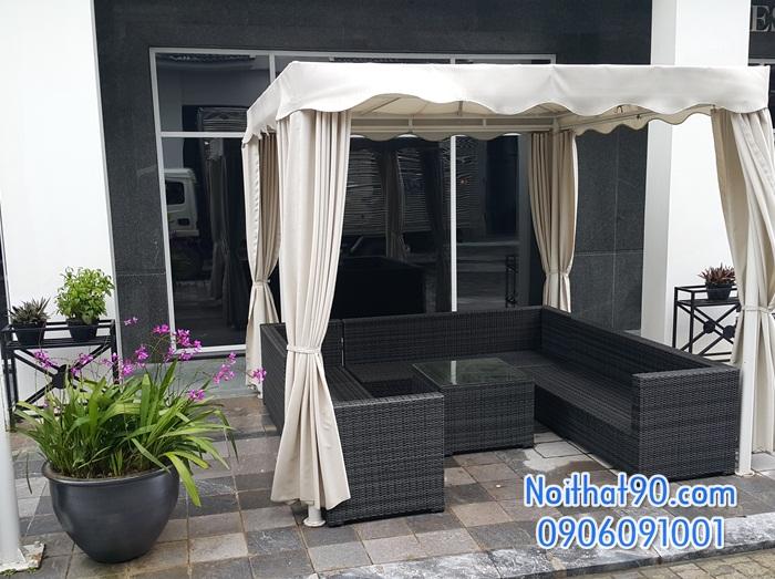 Sofa phòng khách, sofa nhà hàng 3037