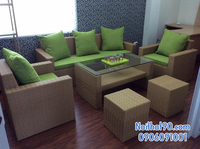 Sofa phòng khách, sofa nhà hàng 3491