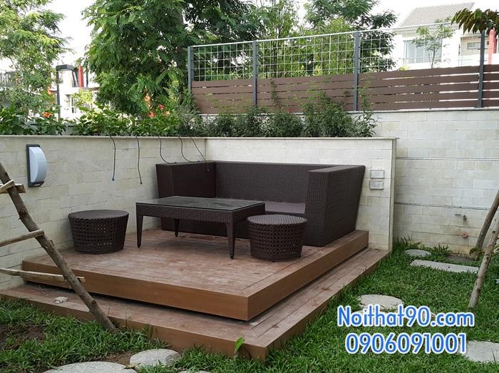 Sofa phòng khách, sofa nhà hàng 4644