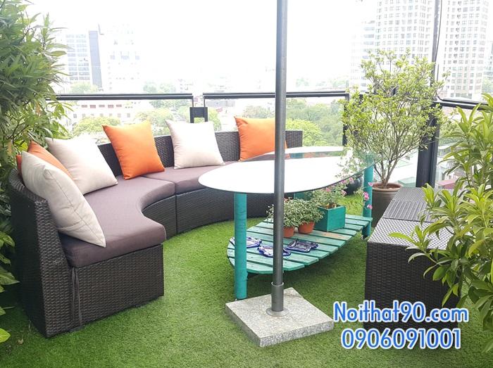 Sofa phòng khách, sofa nhà hàng 5300